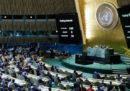 L'Assemblea generale dell'ONU ha condannato la decisione di Trump di riconoscere Gerusalemme come capitale di Israele