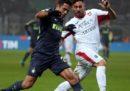 L'Inter ha battuto ai rigori il Pordenone negli ottavi di Coppa Italia