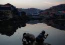 La vita in un campo profughi di rohingya
