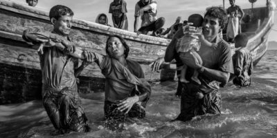 Il miglior fotografo di news del 2017, secondo Time