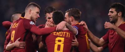 La Juventus e la Roma si sono qualificate agli ottavi di Champions League