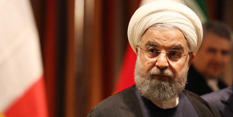 Casa Bianca all'Iran: