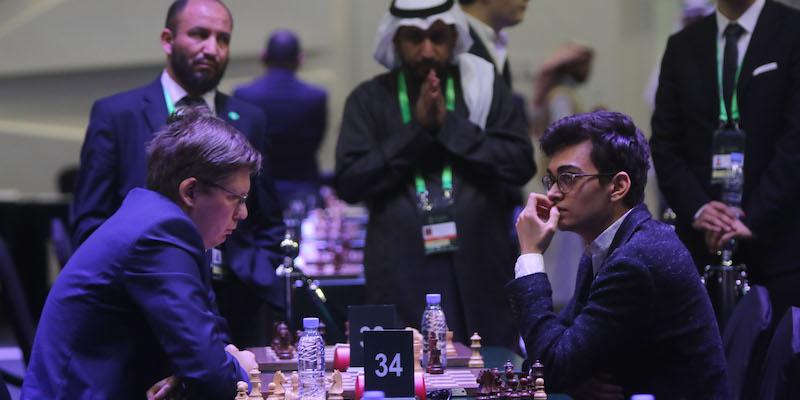 Campionessa di scacchi rinuncia a difendere il titolo in Arabia Saudita