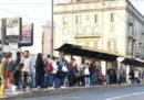 Mercoledì 13 dicembre ci sarà uno sciopero dei mezzi pubblici di GTT a Torino