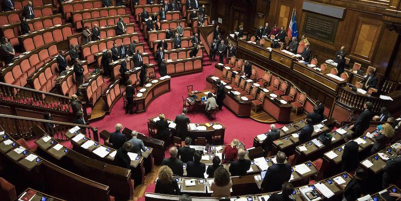 Come si eleggono i presidenti di camera e senato il post for Camera e senato differenze