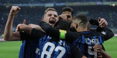 I risultati della 15ª giornata di Serie A