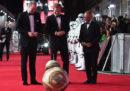 """La prima di """"Star Wars: Gli ultimi Jedi"""" a Londra"""