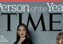 Il movimento #metoo è la Persona dell'anno del 2017 di Time