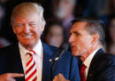 Il compromettente tweet di Trump su Michael Flynn