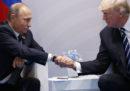 Donald Trump e Vladimir Putin si incontreranno il 16 luglio a Helsinki, in Finlandia