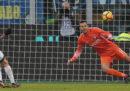 Le partite e la classifica della 17esima giornata di Serie A