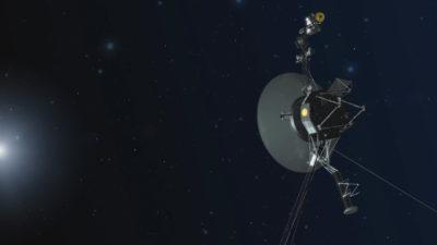 La NASA ha riattivato un set di propulsori della sonda Voyager 1 dopo 37 anni