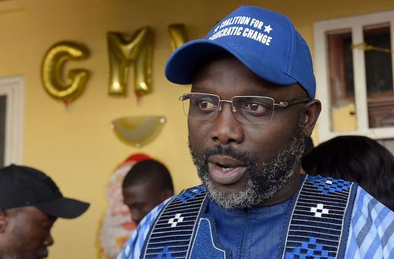 George Weah potrebbe essere eletto oggi presidente della Liberia