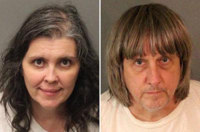 California: 13 figli da anni in catene, arrestati i genitori