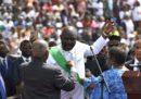 George Weah ha giurato come nuovo presidente della Liberia