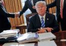 I dazi di Trump arrivano il 23 marzo