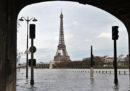 La piena della Senna a Parigi