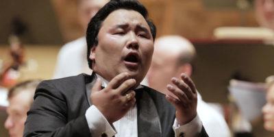 È un gran momento per la musica lirica in Mongolia