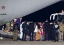 """Come funziona il """"corridoio umanitario"""" dalla Libia"""