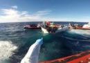 I migranti morti nel naufragio di sabato nei pressi della Libia sono 64