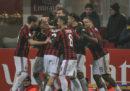 La procura di Milano ha smentito di avere aperto un'inchiesta sulla vendita del Milan, come scritto stamattina dalla Stampa