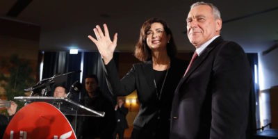 Grasso dice che non decide Boldrini, sull'alleanza col M5S