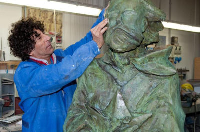 E' morto a 63 anni l'artista Giampaolo Talani