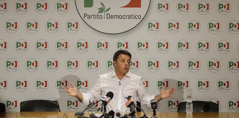 Elezioni 2019 roma candidating
