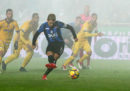 Atalanta-Juventus è finita 0 a 1