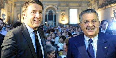 L'indagine sulle informazioni date da Renzi a De Benedetti ha uno sviluppo