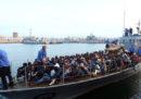 Si teme un centinaio di morti in un nuovo naufragio in Libia