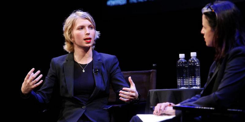 Chelsea Manning è stata incarcerata per essersi rifiutata di testimoniare su Wikileaks