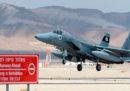 L'esercito siriano dice che l'aviazione israeliana ha bombardato una base militare vicino a Damasco