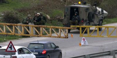 Attentato in Cisgiordania: morto civile