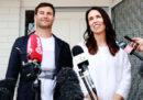 La prima ministra neozelandese ci tiene a far sapere che può lavorare anche se è incinta
