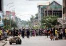Centinaia di persone sono state arrestate nella Repubblica Democratica del Congo durante la repressione delle proteste antigovernative
