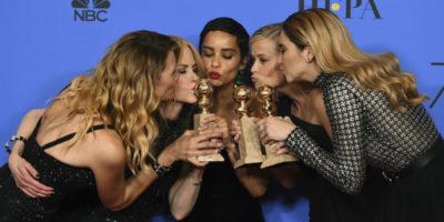 Le migliori foto dei Golden Globe