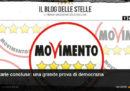 """Le """"parlamentarie"""" del Movimento 5 Stelle sono state molto agitate"""
