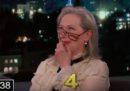 Nemmeno Meryl Streep si ricorda tutte le nomination agli Oscar di Meryl Streep