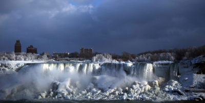 Fotografie da Canada e Stati Uniti, gelati