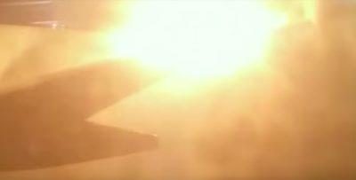 Impatto tra due aerei in pista, momenti di terrore per 174 persone