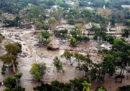 Le foto delle alluvioni in California