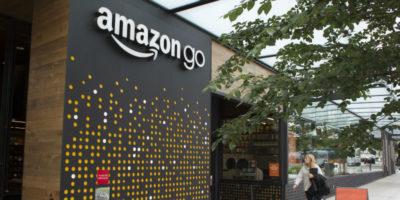 Amazon ha aperto un supermercato senza casse