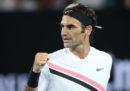 Roger Federer ha vinto gli Australian Open