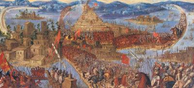 Forse abbiamo scoperto di cosa morirono gli Aztechi
