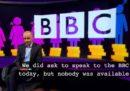 BBC è al centro di un'inchiesta di BBC News sulla disparità negli stipendi di BBC News decisi da BBC