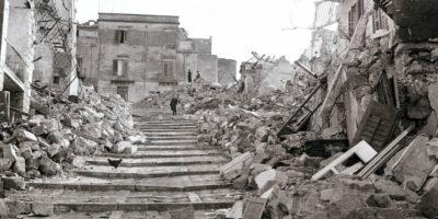 Il primo terremoto dell'Italia contemporanea