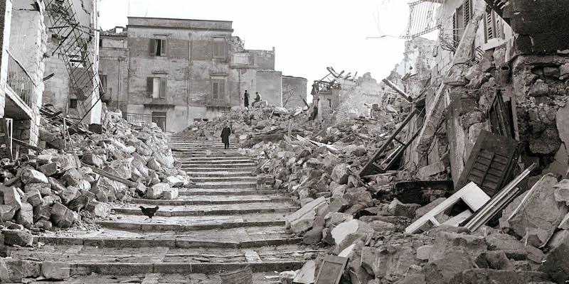 Il primo terremoto dell'Italia contemporanea - Il Post