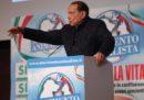 Silvio Berlusconi ha sospeso per due giorni la campagna elettorale per motivi di salute
