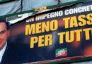 Berlusconi e le tasse, una lunga storia